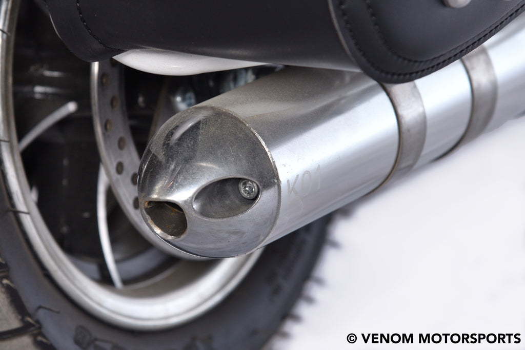 Venom 50cc Mini Chopper | FatBoy | Automatic Transmission