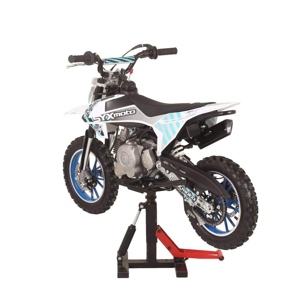 Venom Syxmoto 60cc Tearoff Motocross Dirt Bike - Automatic
