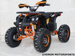 2020 Venom E-Grizzly Electric ATV | 1500W Brushless | 48V [PRE-ORDER DEC. 15, 2020]