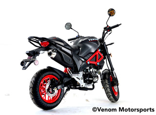 2019 Venom x21RS Monster 125cc Motorcycle