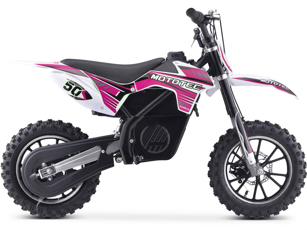 500w Electric Dirt Bike Motocross 24V