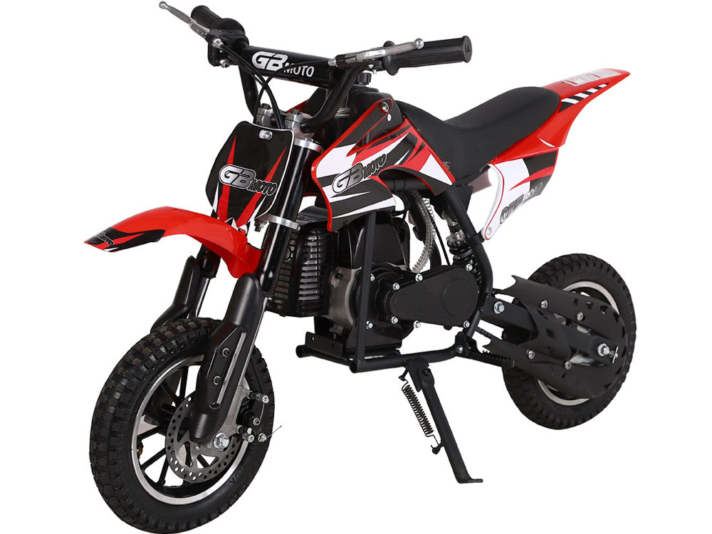 49cc kids dirt bike gas 2 stroke premium pit bike gas dirt. Black Bedroom Furniture Sets. Home Design Ideas