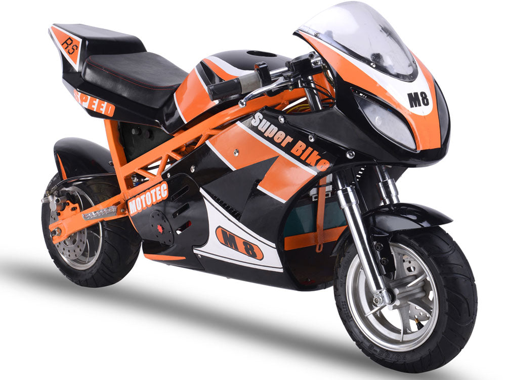 Venom 1000W 48V Electric Super Pocket Bike - M8