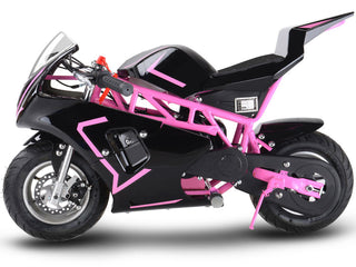 33cc 2-Stoke Premium Pocket Bike - M3 PINK