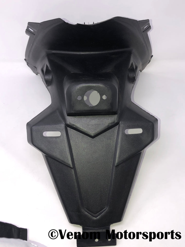 Replacement License Plate Holder Fairing Assembly | Venom X22 125cc