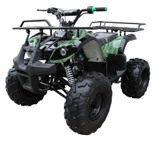 Kodiak 125cc ATV | Fully Automatic | ATV-3125XR8-U