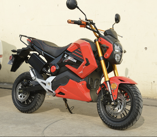 2018 Vader E-X20 GEN I Electric Motorcycle - 2000W Brushless 72V
