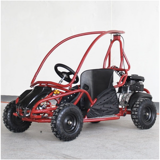 Christmas motor present df80GKA CRT go Cart 80cc Go kart for kids