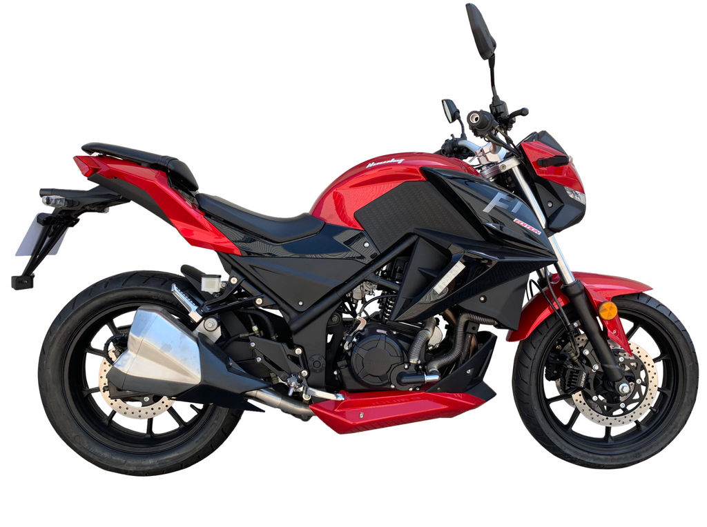 2019 Venom GTO Motorcycle | 250cc Fuel-Injected | 5-Speed