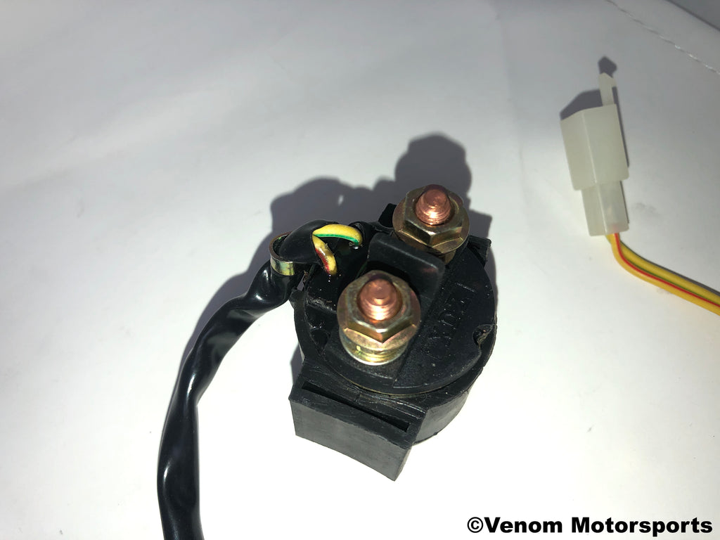 Replacement Solenoid | Venom X18 50cc