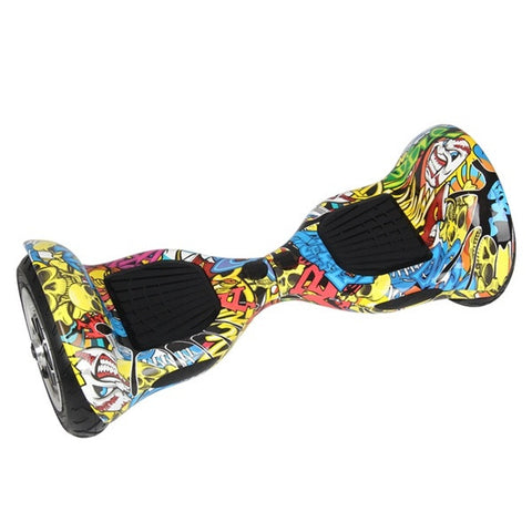 Self Balance Scooter With Bluetooth,10 Inch tires, 500w motor - Hoverboard Skywalker wiiboard Limited Edition - Venom Motorsports