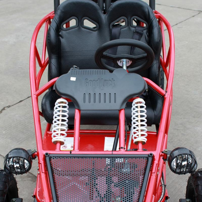 110cc Venom Arrow-Head Go-Kart - Automatic