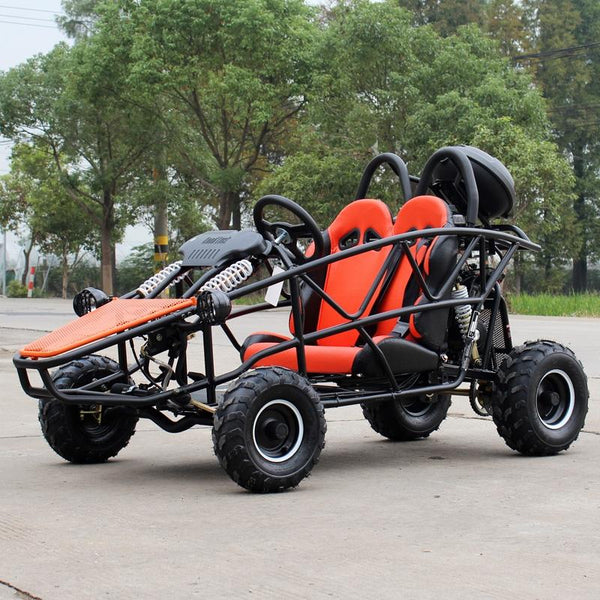 110cc Gas Go Kart For Sale Off Road Buggy Automatic Free