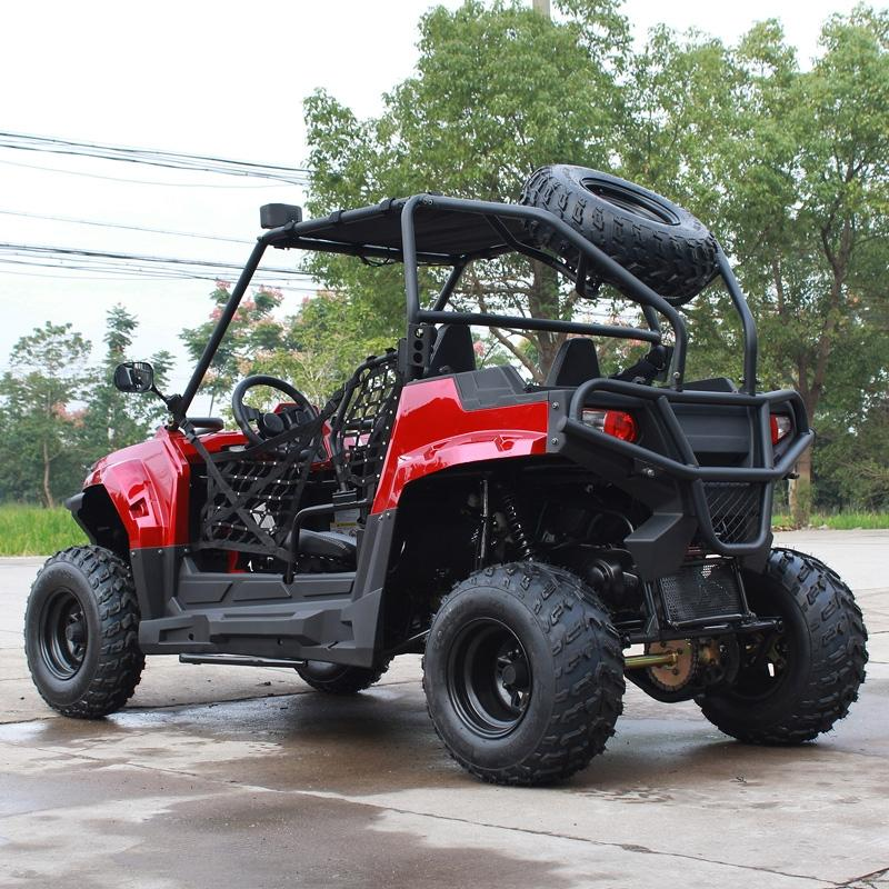 200cc Armored Go-Kart| Two Seater| Dune Buggy