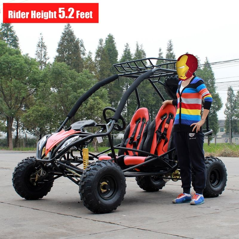 200cc Bolt Go Kart with Reverse