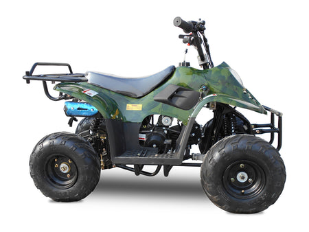 Moccasin 110cc ATV | Fully Automatic | ATV110-6S