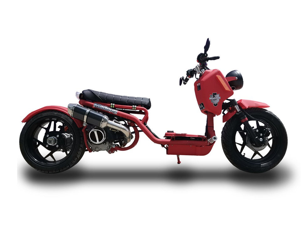 150cc Maddog Scooter | Street Legal | Generation V