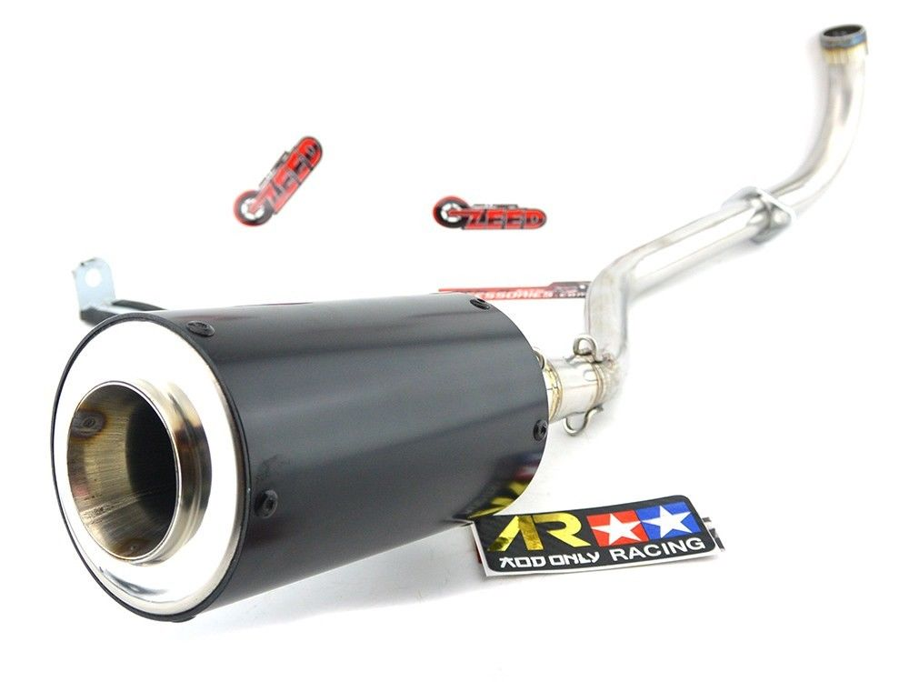 Honda Grom Aodonly Racing Low Mount Exhaust Honda MSX125