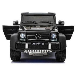 2018 Mercedes Benz G63 6x6 Truck - AMG Electric Toy Truck
