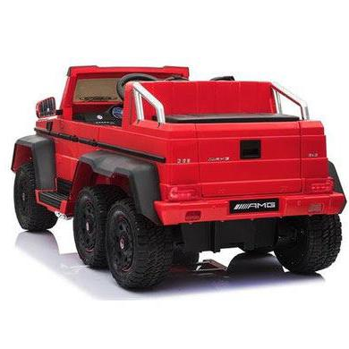2020 Mercedes Benz G63 6x6 Truck - AMG Electric Toy Truck