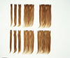 "18"" Human Hair 10 pc Clip-in Extension Set"