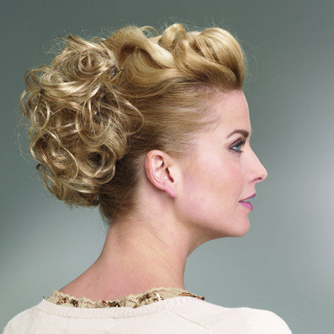 Updo Curls Magic Combs