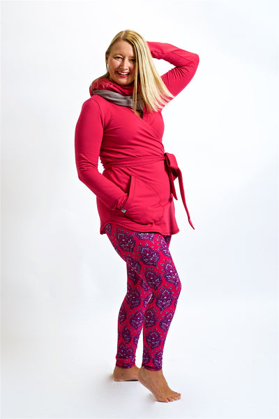 Leggings Long - India Print