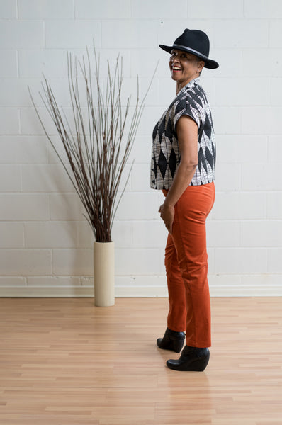 Jolie Pant - stretch cord