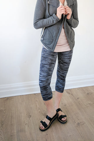 Legging crop