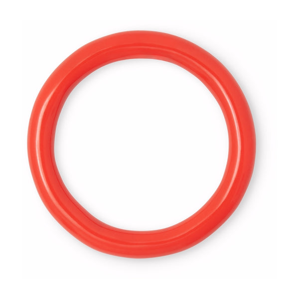 LULU Copenhagen COLOR RING - ENAMEL Rings Lipstick Red