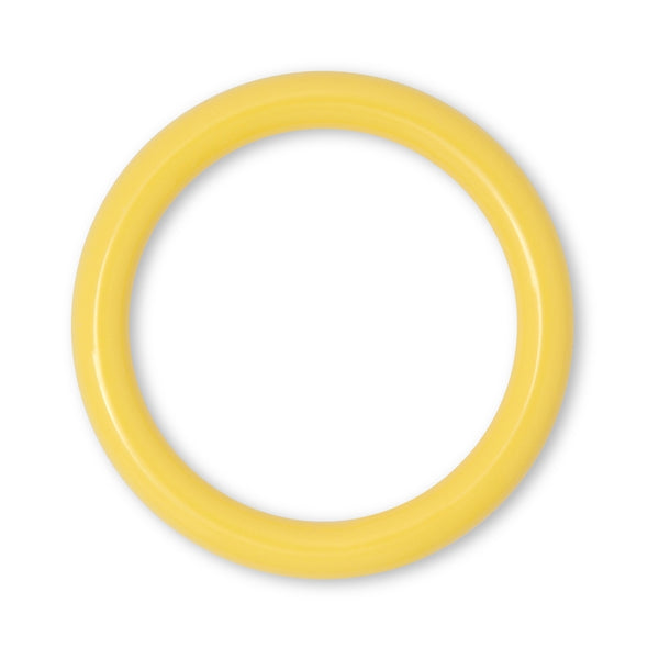 LULU Copenhagen COLOR RING - ENAMEL Rings Yellow