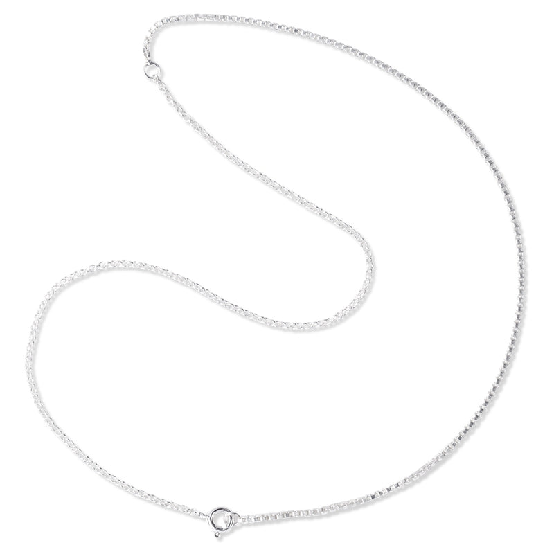 LULU Copenhagen EASY COMPROMISE NECKLACE Necklaces Silver