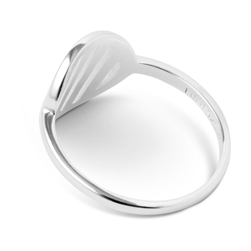 LULU Copenhagen LOLLY RING Rings Silver