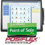 Retail Computer, Cash Drawer, Receipt Printer, and Quickbooks POS License