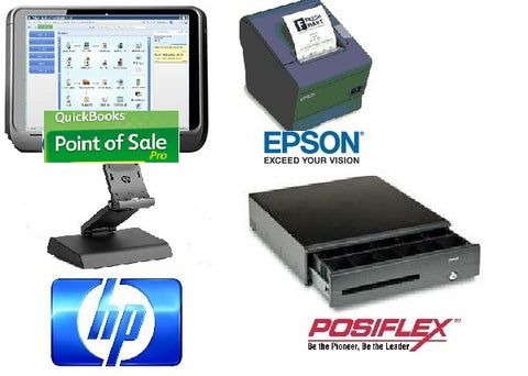 Complete HP ElitePad System for Retail