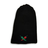 Chile Embroidered Beanie