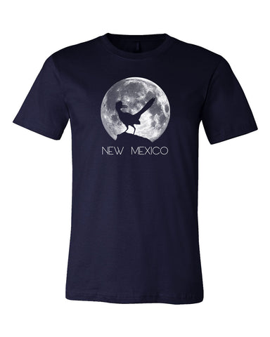 Roadrunner Moon New Mexico T-shirt
