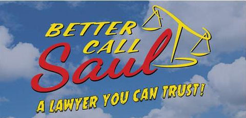 Lawyer You Can Trust (Better Call Saul) Sticker