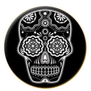 Sugar Skull - Day of the Dead Magnet
