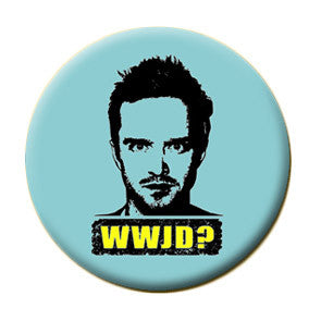 WWJD - What Would Jesse Do? Magnet
