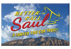 Saul Goodman: A Lawyer You Can Trust Magnet
