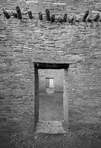 Chaco Doorway Postcard