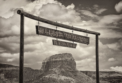 Ghost Ranch, New Mexico Postcard