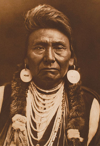 Chief Joseph Postcard