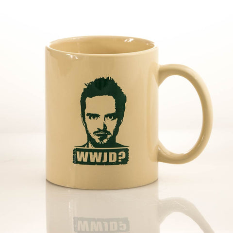 WWJD - What Would Jesse Do? Mug