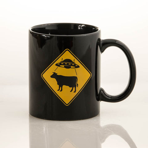 UFO Cattle Crossing Mug