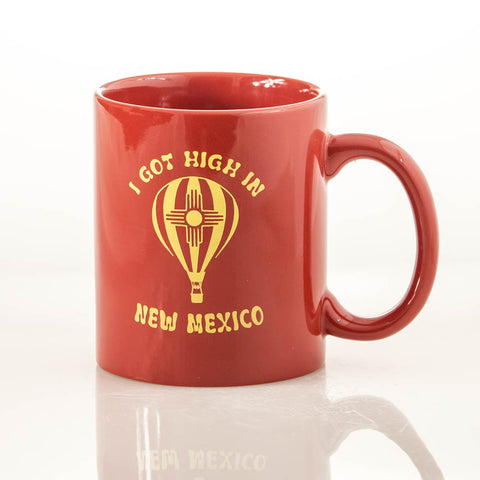 I Got High in New Mexico Mug