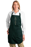 Keep Calm and Eat Green Chili Apron