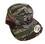Jockey Flatebill - Embroidered Zia Hat - Camo