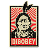 Disobey - Vinyl Sticker
